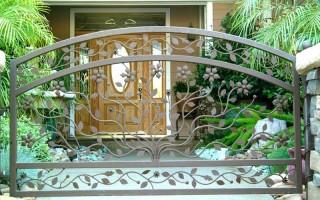 Custom-Residential-Gate