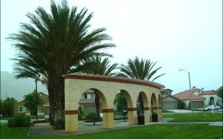 Major-monumentation-feature-at-Loring-Ranch-Park-Riverside-CA