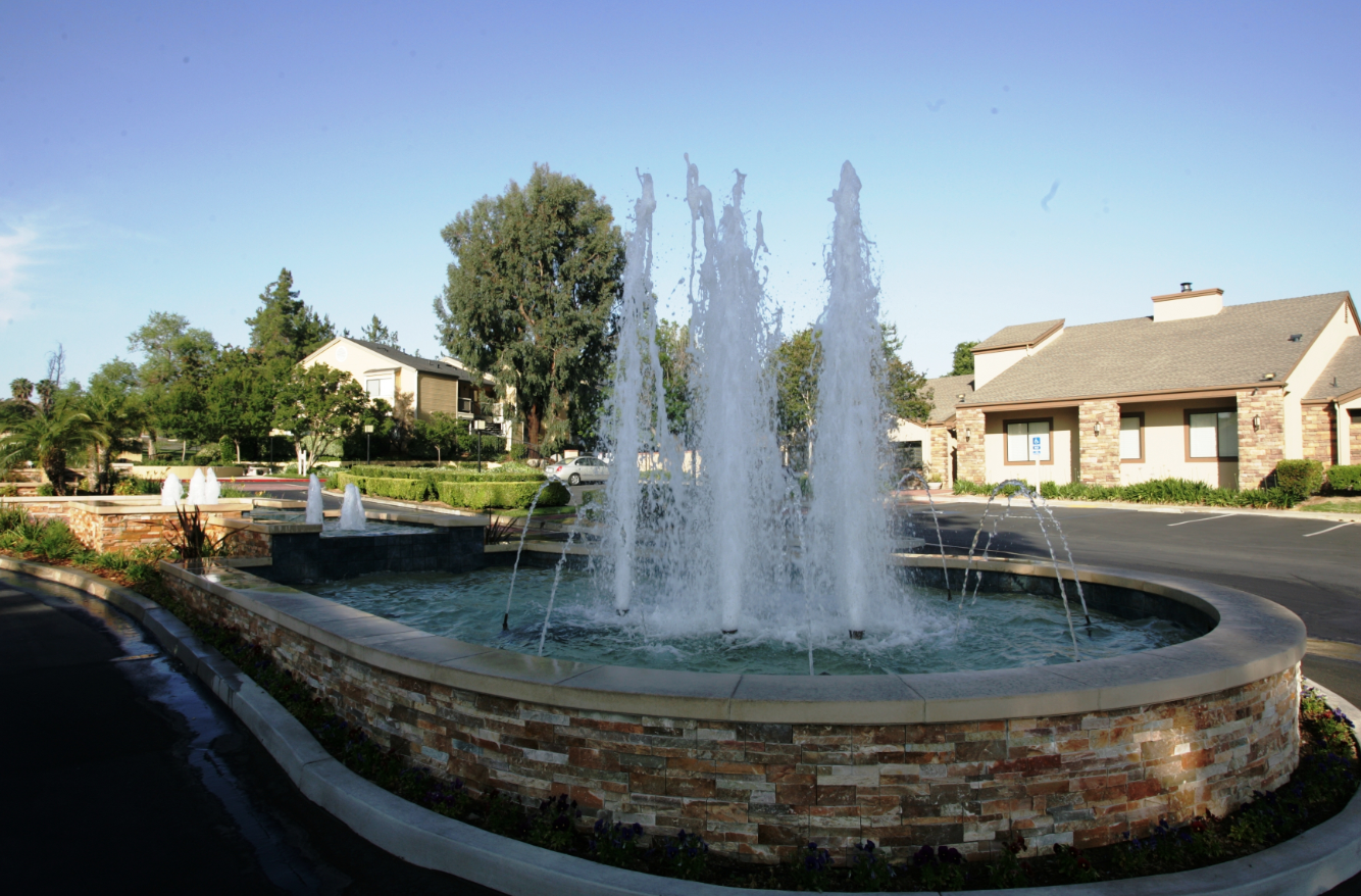 Water Feature Stb Landscape Architects