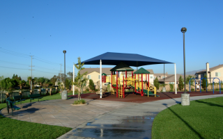 Park located in Fontana, CA